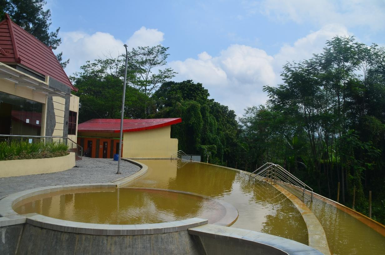 Kalianget Hot Spring Development